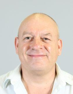 Photo of Graham Vine,