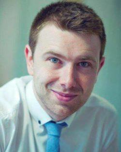 Photo of Dean McGlynn,